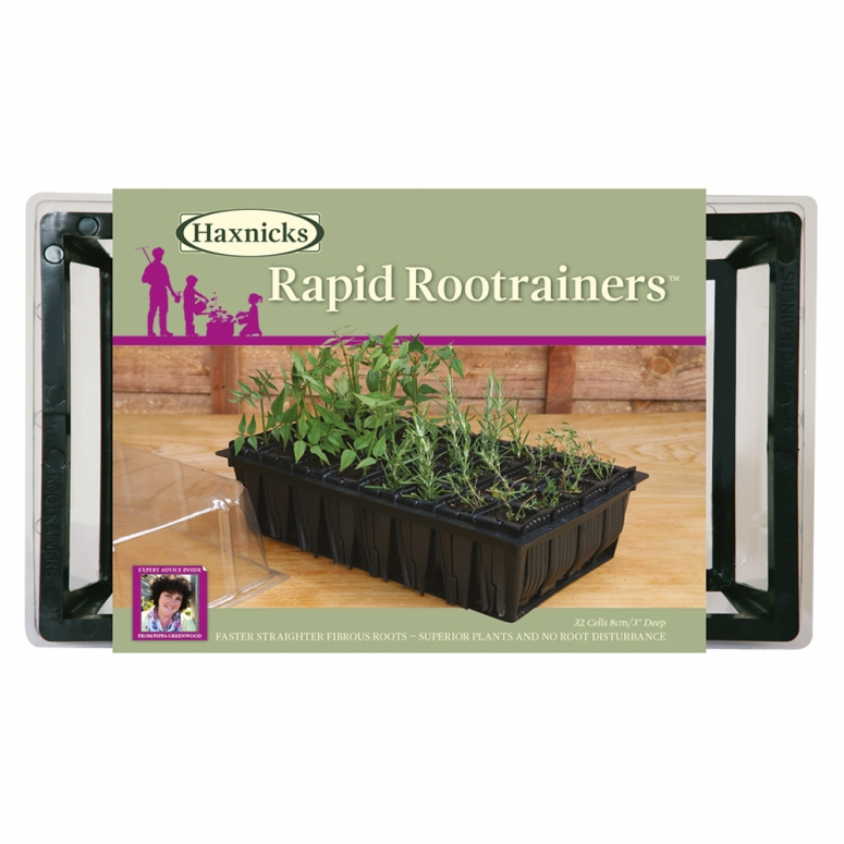 Mister Compost's Tree, Shrub and Vegetable Rootrainer Bundle Deal