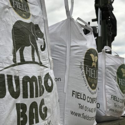 Big bag waste collection
